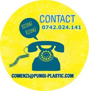 comenzi pungi plastic